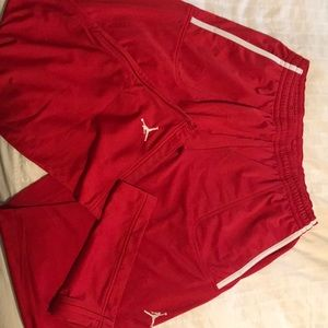 Men's Jordan Warm Up Track Pants